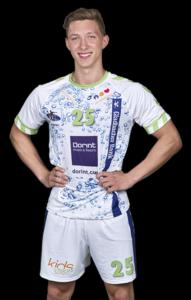 Justin Müller Saison 2015/16 3. HBL