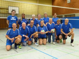 TVK Volleyball Hobby-Mixed Mannschaft 2019