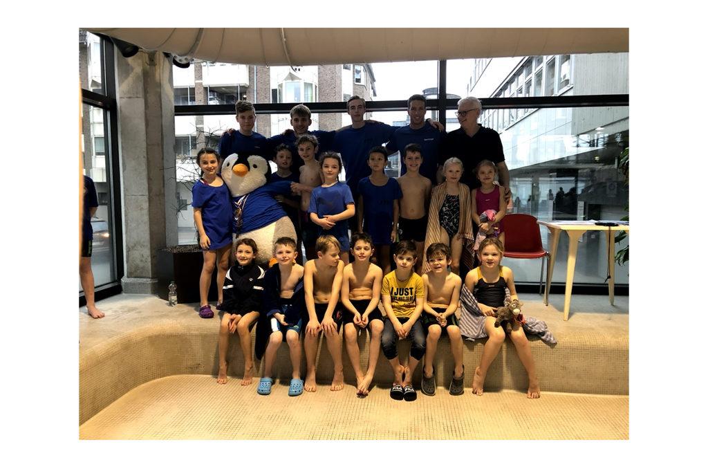 Nachwuchsmannschaften des TV Korschenbroich mit erfolgreichem 1. Durchgang beim Kids Cup 2020