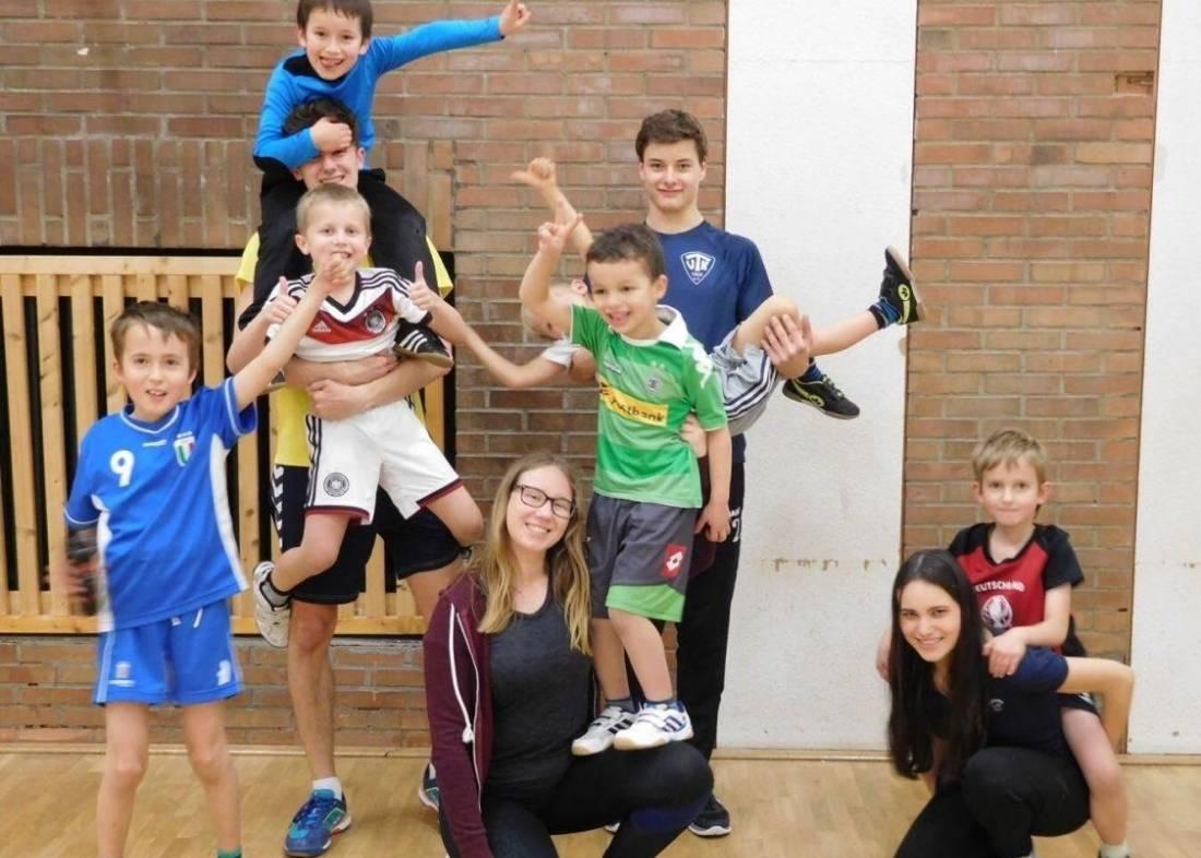 Jungensportgruppe