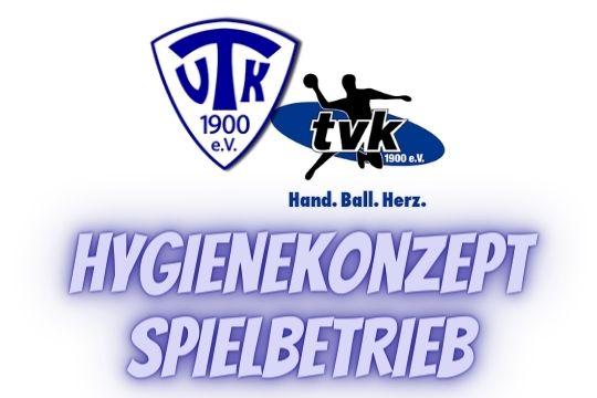 Das Hygienekonzept für die Handballspiele Saison 2020/21