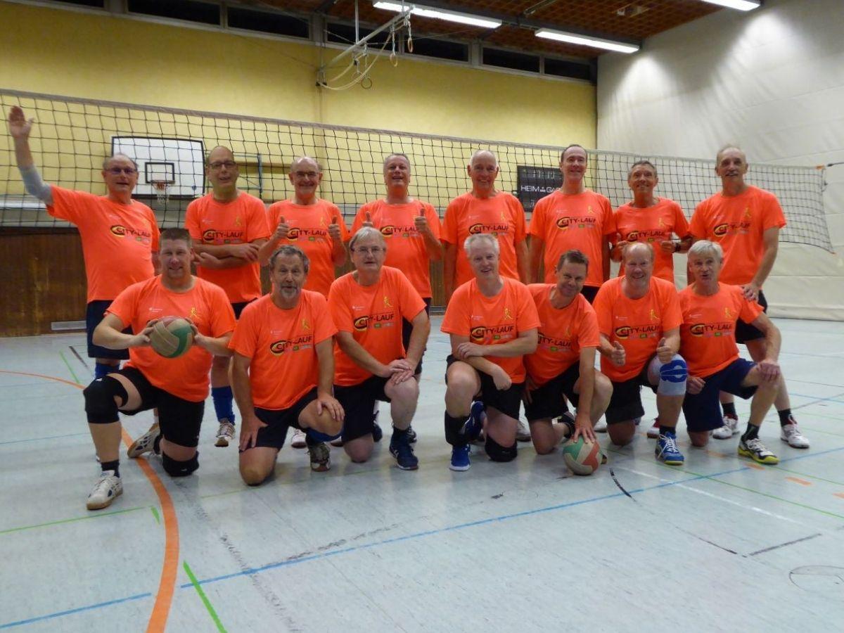 Hobby Männer Mansnchaft TVK Volleyball