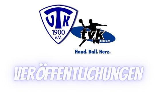 Tobias Hintzen und Jan Wolf neu im Team der Handballabteilungsleitung